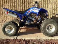 Make: Yamaha Mileage: 1 Mi Year: 2002 Condition: Used