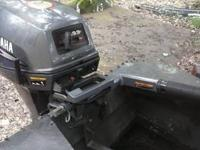 I Have A 2002 Yamaha 9.9hp Tiller, Pull Start, SHORT