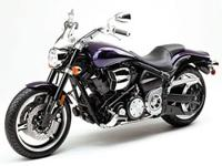 the new V-twin rumbles inside an aluminum frame with