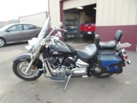 2002 Yamaha V Star Classic, GREAT BIKE AT A PRICE