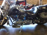 2002 Yamaha V Star 1100 Silverado PRICED LOW TO GO!