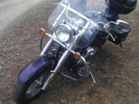 2002 Yamaha vstar 650 for sale. No problems at all.