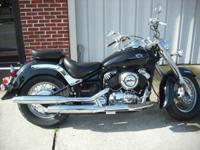 2002 Yamaha V Star Classic GREAT STARTER BIKE!!! the