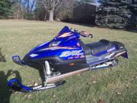 HAVE A 02 YAMAHA VIPER FOR SALE..THIS SLED IS A CUSTOM