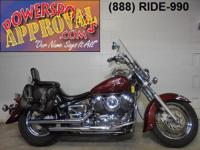 2002 Yamaha Vstar 650 Silverado for sale only $2,600!