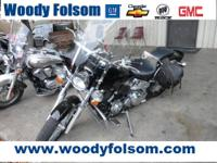 2002 Yamaha XVS65P Motorcycle Our Location is: Woody