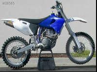 2002 Yamaha YZ426The Yamaha YZ426 has always been a