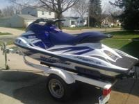 2002 Yamaha XP1200R WaveRunner Excellent Condition,