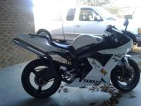 2002 yzf R 1   good condition , new brakes ,