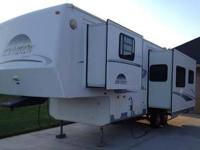 Type of RV: Fifth Wheel Year: 2002 Make: KZ Model: New