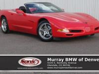 You can expect a lot from the 2002 Chevrolet Corvette!