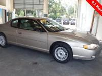 2002 Chevrolet Monte Carlo ** LOWEST MILES IN THE