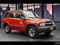 Exterior Color: Wildfire Red Transmission: 4 speed