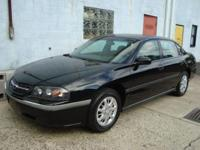 2002 Chevy Impala 4 Dr. Sdn for sale. 3400 V6 Automatic