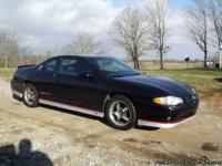 2002 Chevy Monte Carlo SS Dale Earnhardt Edition Has