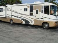Low miles and ready to going. 2002 Damon M-350 Ford