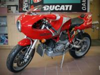 SOLD2002 Ducati MH900e 2002 Ducati Mike Hailwood