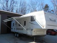 ,..2002 FLEETWOOD MALLARD.IT IS VERY CLEAN INSIDE AND