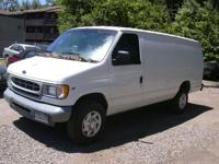 Options Included: N/AThis big v-8 clean Ford van is