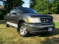 Up for sale is a 1 owner 2002 Ford F150 XLT SuperCab in