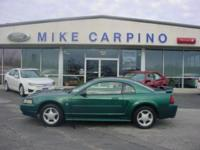 Options Included: N/A2002 Ford Mustang, V6, Power