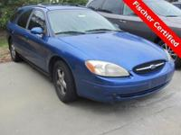 2002 Ford Taurus 4D Station Wagon, ** Work or Play