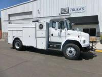 Service/ Utility Truck For Sale In Colorado. Cummins