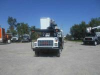 For sale is a 2002 GMC C7500 Forestry Truck. There is a