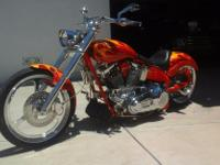Make: Harley Davidson Model: Other Mileage: 4,560 Mi