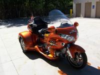 This trike is in excellent condition and has been well