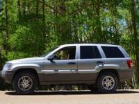 READY TO TOW: 2002 Jeep Grand Cherokee Laredo 4WD