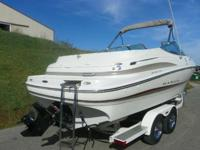 ,,...2002 MAXUM 2300 SR WITH ONLY 131 HOURS! A 250 hp