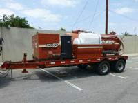 2002 Other Hydro-Excavators (Stock #GL 487) Ditch Witch