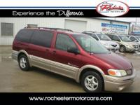 2002 Pontiac Montana FWD with 161,746 miles. This one