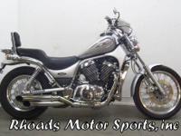 2002 Suzuki VS 800 Intruder wuth 14,606 Miles This bike