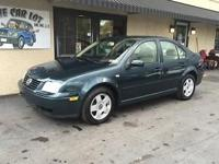 This is a great well running 2002 Volkswagen Jetta GLS