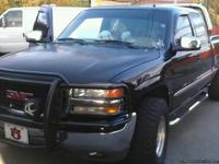 its a 2002 black z71 4x4 it runs great! there is