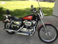 2003 100th Anniversary H-D Fat Boy 982 miles V&H pipes
