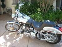2003 Harley Davidson Special Edition Deuce. Limited
