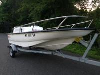 2003 13' Boston Whaler Super Sport40 HP Mercury2011 EZ