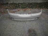 This bumper is for a 2003-2006 Lincoln Ls. No Scratches