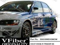 - have a new pair of mitsubishi evo aftermarket side