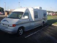 Type of RV: Class B Year: 2003 Make: Winnebago Model:
