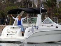 Type of Boat: Express Cruiser Year: 2003 Make: Sea Ray