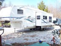 Type of RV: Fifth Wheel Year: 2003 Make: Keystone