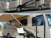 Type of RV: Class A - Diesel Pusher Year: 2003 Make:
