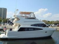 Features *Twin Volvo 300 hp diesels (300 Hours),