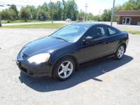 2003 Acura RSX Coupe with 5-speed AT 4 Cylinder Engine