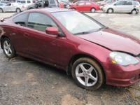 We are parting out a 2003 Acura RSX Type S with a 6