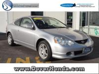 Carfax 1 Owner! Accident Free! 2003 Acura RSX Type S,